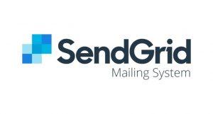 send grid mass email service logo